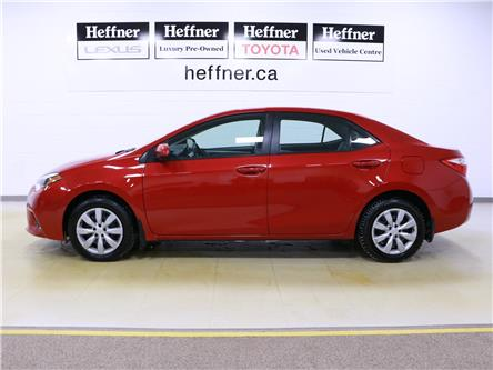2016 Toyota Corolla LE (Stk: 205010) in Kitchener - Image 2 of 30