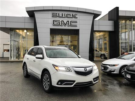 2014 Acura MDX Technology Package (Stk: 973270) in North Vancouver - Image 2 of 27