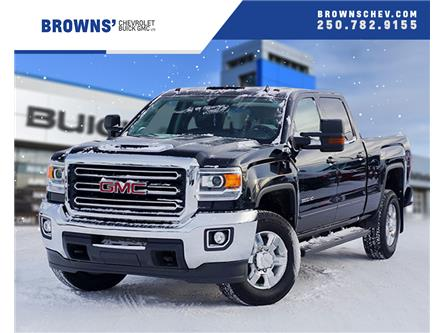 2019 GMC Sierra 3500HD SLE (Stk: T19-424A) in Dawson Creek - Image 1 of 15