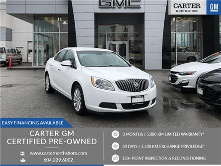 2014 Buick Verano Base (Stk: 973141) in North Vancouver - Image 1 of 26