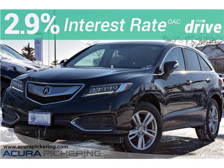 2017 Acura RDX Tech (Stk: AP5108) in Pickering - Image 1 of 38