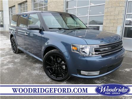 2019 Ford Flex SEL (Stk: 17409) in Calgary - Image 1 of 24