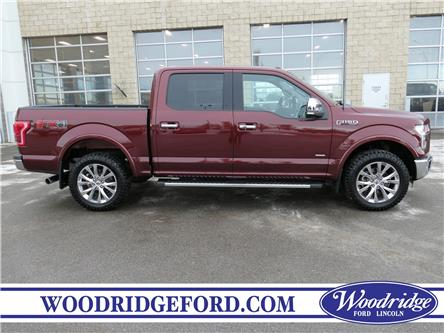 2016 Ford F-150 Lariat (Stk: K-2740B) in Calgary - Image 2 of 22