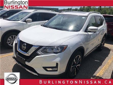 2019 Nissan Rogue SL (Stk: Y2689) in Burlington - Image 1 of 5