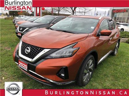 2020 Nissan Murano SL (Stk: Z8600) in Burlington - Image 1 of 5
