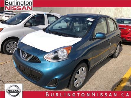 2019 Nissan Micra  (Stk: Y7538) in Burlington - Image 1 of 5