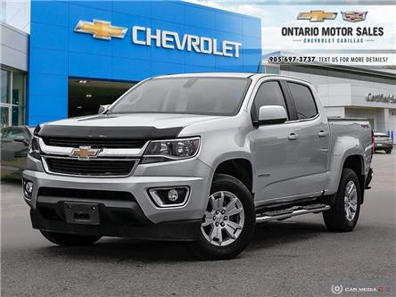 2017 Chevrolet Colorado LT (Stk: 128212B) in Oshawa - Image 1 of 36