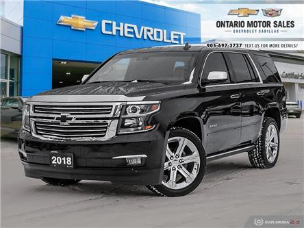 2018 Chevrolet Tahoe Premier (Stk: 115695A) in Oshawa - Image 1 of 36