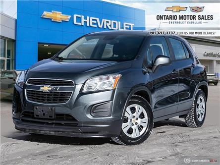 2015 Chevrolet Trax LS (Stk: 343058A) in Oshawa - Image 1 of 36