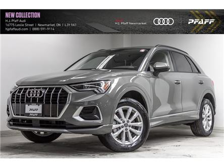 2020 Audi Q3 45 Komfort (Stk: A12867) in Newmarket - Image 1 of 22