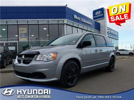 2016 Dodge Grand Caravan SE/SXT (Stk: E4718A) in Edmonton - Image 1 of 20