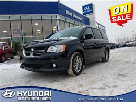 2014 Dodge Grand Caravan SE/SXT (Stk: E4836) in Edmonton - Image 1 of 23