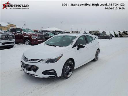 2018 Chevrolet Cruze LT Auto (Stk: ST118A) in  - Image 1 of 6