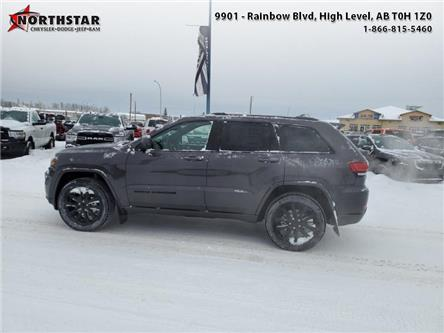 2020 Jeep Grand Cherokee Laredo (Stk: TT052) in  - Image 1 of 20