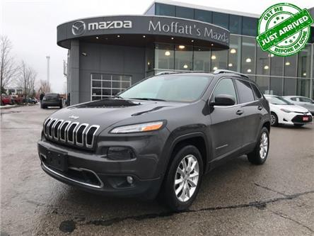 2016 Jeep Cherokee Limited (Stk: 28114) in Barrie - Image 1 of 27