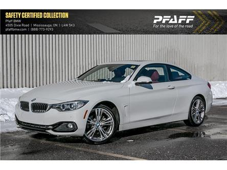 2016 BMW 428i xDrive (Stk: U5850) in Mississauga - Image 1 of 22