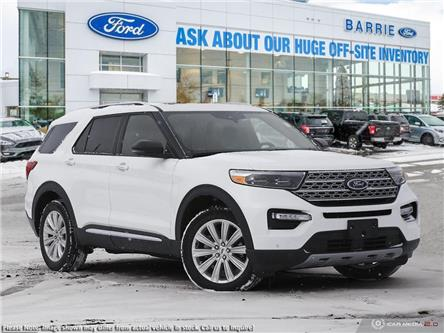 2020 Ford Explorer Limited (Stk: U0152) in Barrie - Image 1 of 27