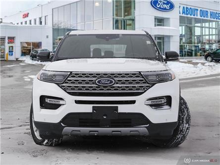 2020 Ford Explorer Limited (Stk: U0152) in Barrie - Image 2 of 27