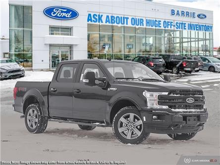 2020 Ford F-150 Lariat (Stk: U0321) in Barrie - Image 1 of 27