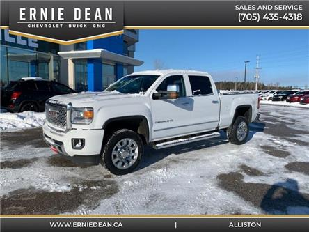 2016 GMC Sierra 2500HD Denali (Stk: P2185) in Alliston - Image 1 of 20