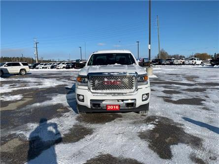 2016 GMC Sierra 2500HD Denali (Stk: P2185) in Alliston - Image 2 of 20