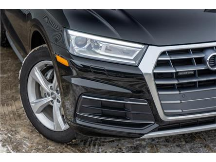 2019 Audi Q5 45 Progressiv (Stk: N5123) in Calgary - Image 2 of 16