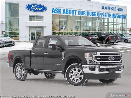 2020 Ford F-250 Lariat (Stk: U0178) in Barrie - Image 1 of 26