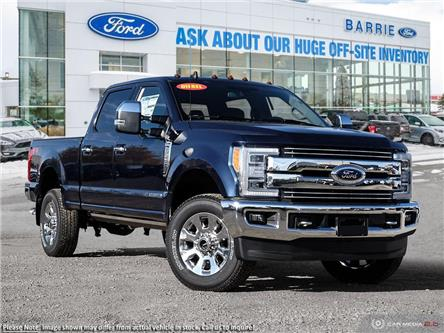 2019 Ford F-250 Lariat (Stk: T1558) in Barrie - Image 1 of 27