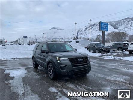 2018 Ford Explorer Sport (Stk: YK069A) in Kamloops - Image 2 of 8