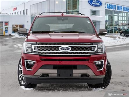 2020 Ford Expedition Max King Ranch (Stk: U0264) in Barrie - Image 2 of 27