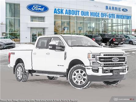 2020 Ford F-250 Lariat (Stk: U0239) in Barrie - Image 1 of 27