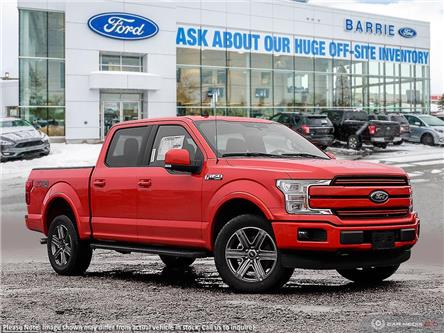 2020 Ford F-150 Lariat (Stk: U0223) in Barrie - Image 1 of 27