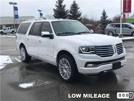 2017 Lincoln Navigator L Select (Stk: 53106) in Unionville - Image 1 of 14