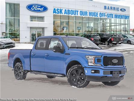 2020 Ford F-150 XLT (Stk: U0282) in Barrie - Image 1 of 27
