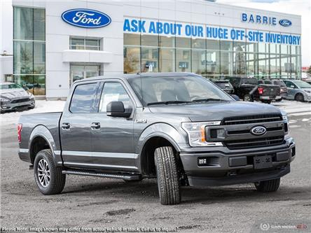 2020 Ford F-150 XLT (Stk: U0124) in Barrie - Image 1 of 25