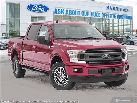 2020 Ford F-150 XLT (Stk: U0130) in Barrie - Image 1 of 25
