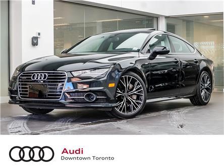 2017 Audi A7 3.0T Technik (Stk: P3589) in Toronto - Image 1 of 30