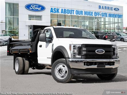 2019 Ford F-550 Chassis XL (Stk: T1605) in Barrie - Image 1 of 27
