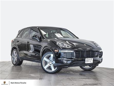 2018 Porsche Cayenne Platinum Edition (Stk: 62856A) in Ottawa - Image 1 of 21
