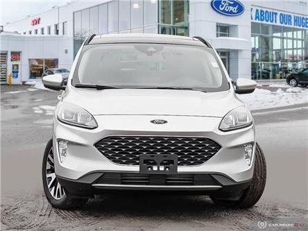 2020 Ford Escape SEL (Stk: U0195) in Barrie - Image 2 of 27
