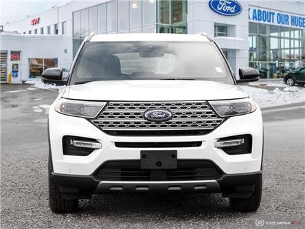 2020 Ford Explorer Limited (Stk: U0183) in Barrie - Image 2 of 27