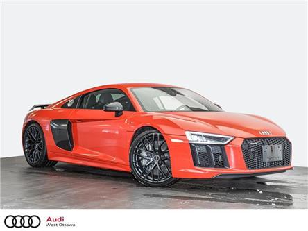 2018 Audi R8 5.2 V10 plus (Stk: 91674) in Nepean - Image 1 of 20