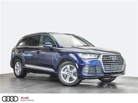 2019 Audi Q7 55 Progressiv (Stk: 91834) in Nepean - Image 1 of 20