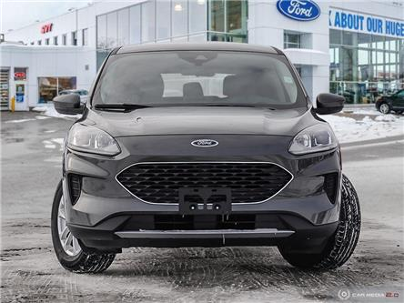 2020 Ford Escape SE (Stk: U0110) in Barrie - Image 2 of 27