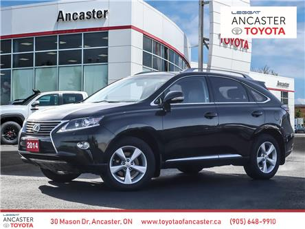 2014 Lexus RX 350  (Stk: 3922A) in Ancaster - Image 1 of 30
