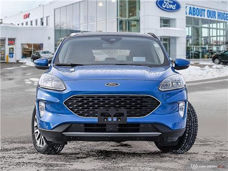 2020 Ford Escape Titanium (Stk: U0118) in Barrie - Image 2 of 27