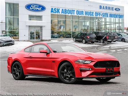 2019 Ford Mustang GT Premium (Stk: T021) in Barrie - Image 1 of 27