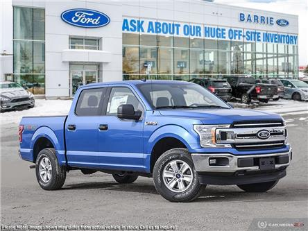 2020 Ford F-150 XLT (Stk: U0142) in Barrie - Image 1 of 25