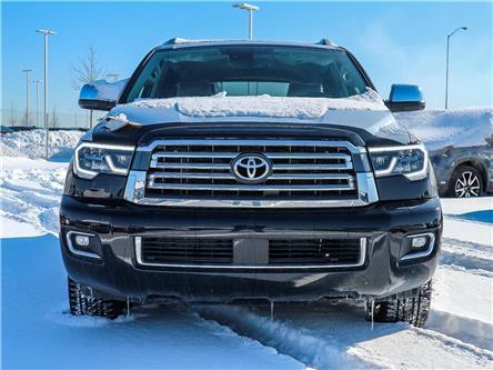 2018 Toyota Sequoia Platinum 5.7L V8 (Stk: 72345) in Mississauga - Image 2 of 23
