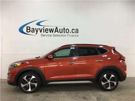 2017 Hyundai Tucson Limited (Stk: 36189W) in Belleville - Image 1 of 29